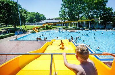 Rappenwört Schwimmbad Karlsruhe